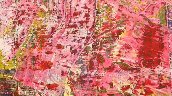 Obra de Gerhard Richter patente em Postdam
