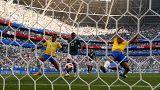 كأس العالم 2018: البرازيل يتأهل للدور ربع النهائي بعد الفوز على المكسيك بهدفين دون رد