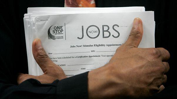 EU: Niedrigste Arbeitslosigkeit seit 10 Jahren