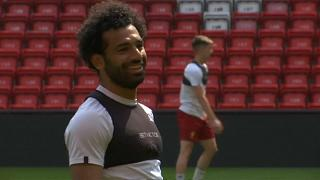 FC Liverpool bindet Mohamed Salah mit Langzeit-Vertrag