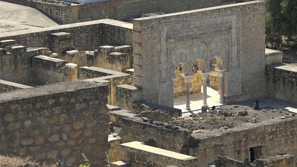 Endülüs Emevileri'nden kalma Medinetüz Zehra Sarayı Dünya Mirası listesinde