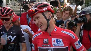 Non fu doping: Chris Froome al Tour de France