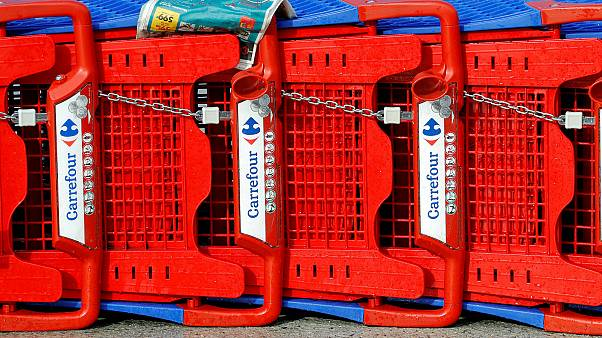 Carrefour and Tesco join forces