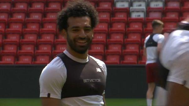 Mohamed Salah se queda en el Liverpool