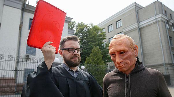 Gli ucraini stanno davvero boicottando i Mondiali in Russia? Sembra di no