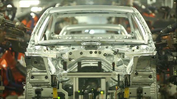 Automóveis europeus na mira da política económica de Washington
