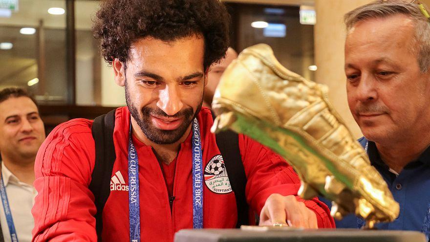 Liverpool Muhammed Salah'ın kontratını uzattı