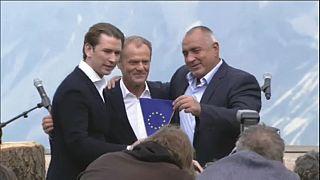 С миграцией в ЕС разбирается Австрия