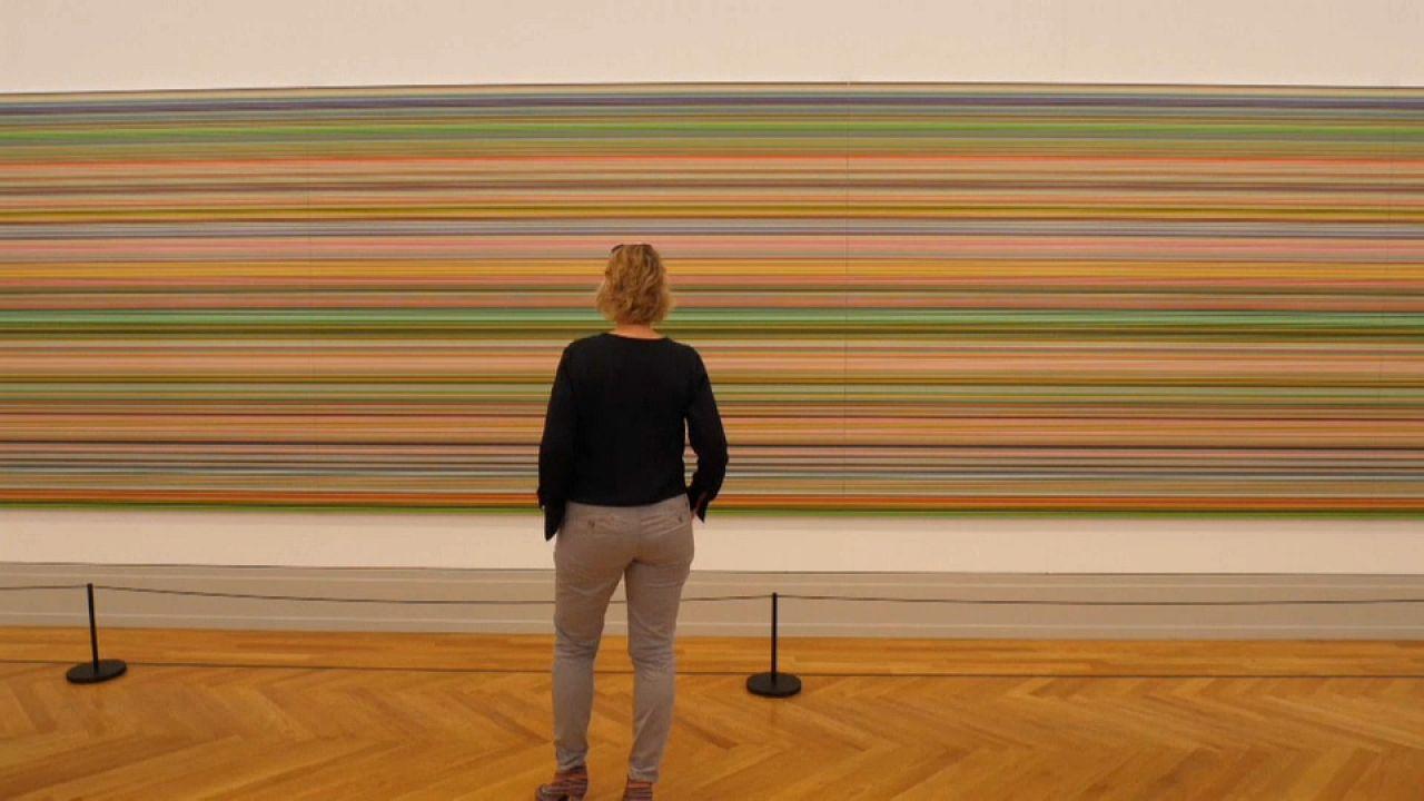 Un repaso por la obra de Gerhard Richter