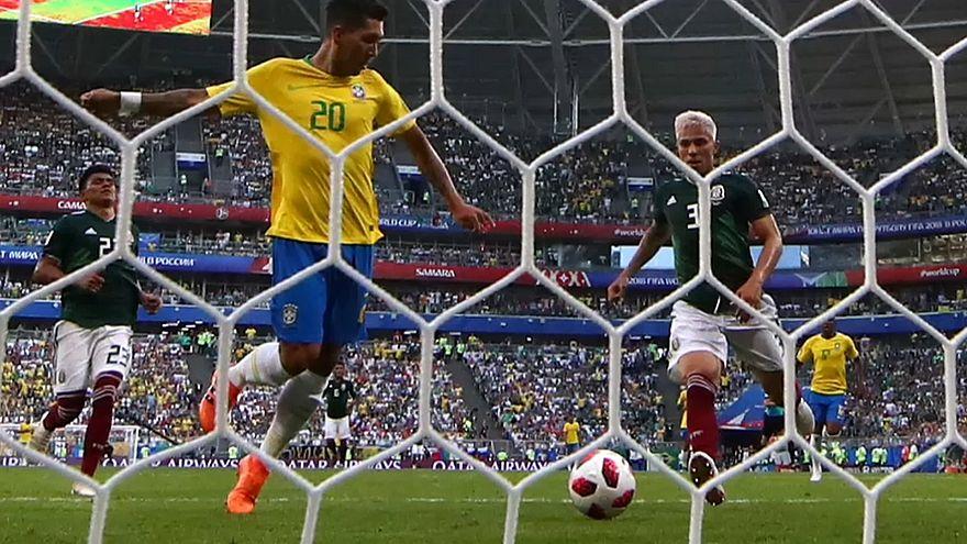 Бразилия вышла в четвертьфинал ЧМ-2018