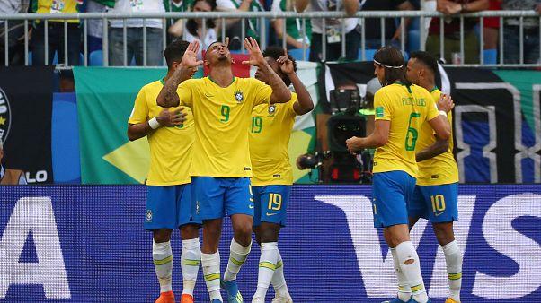 Μουντιάλ 2018: Στους «8» η Βραζιλία, απέκλεισε το Μεξικό