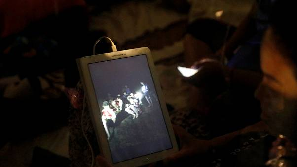 Ταϊλάνδη: Εντοπίστηκαν οι έφηβοι που είχαν εγκλωβιστεί σε σπηλιά