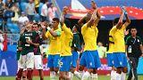 Mondial : le Brésil file en quarts
