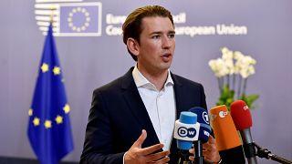 Sebastian Kurz, Austrian Chancellor