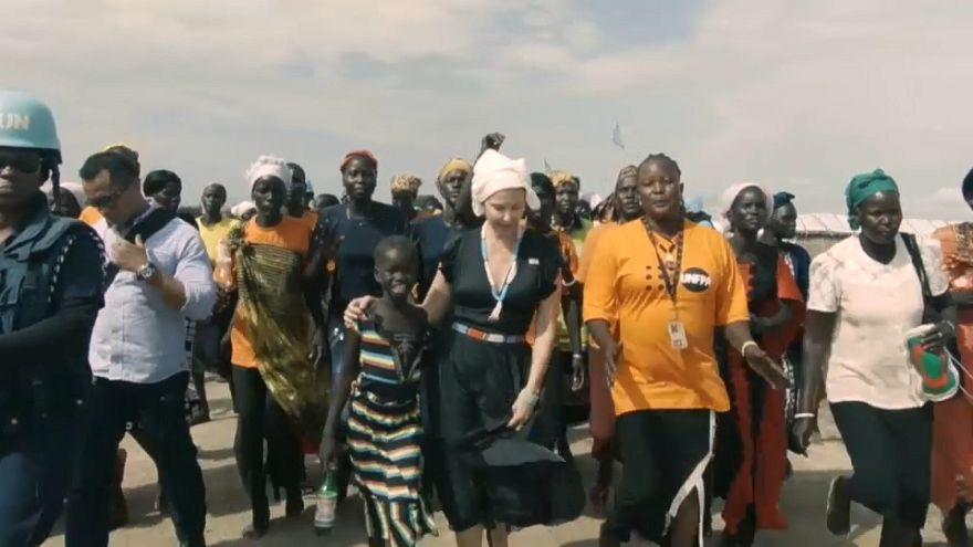 El drama de las mujeres en Sudán del Sur