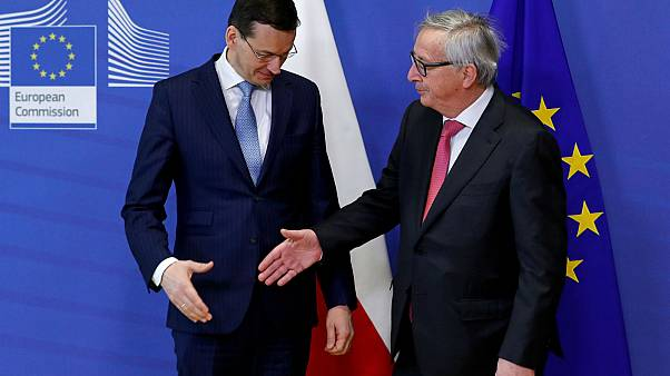 Eljárás indult Lengyelország ellen