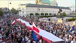 Очередной  ультиматум ЕС Польше