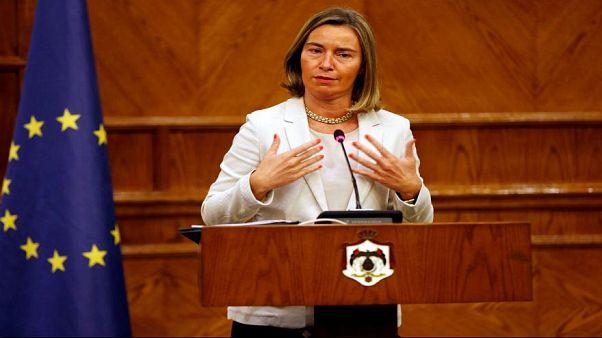الاتحاد الأوروبي يتشاور مع إسرائيل والسلطة الفلسطينية بشأن دعم حل الدولتين