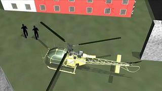 """Hubschrauberflucht """"hätte nicht passieren dürfen"""""""