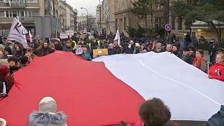 Polonia di nuovo in rotta di collisione con l'UE