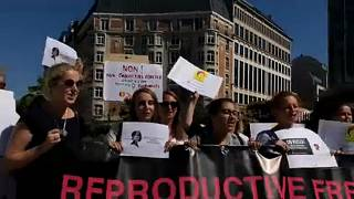 'We feel like second category citizens,' say abortion campaigners