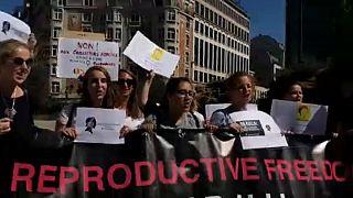 Солидарность с польскими женщинами