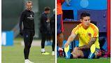 Russia 2018: Colombia-Inghilterra, dentro o fuori (con il dubbio James)