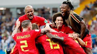 Mondial : la Belgique revient de loin