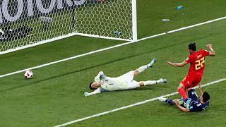 Futball-vébé: Belgium legyőzte Japánt, a negyeddöntőben a brazilokkal találkoznak