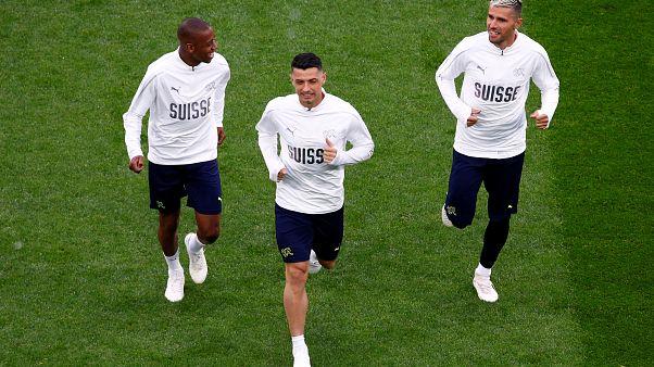 Mondial : la Suisse favorite face à la Suède?