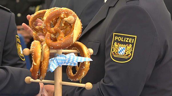 Bayrische Grenzpolizei nimmt Arbeit auf