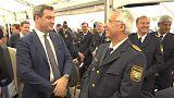 Germania, in Baviera entra in funzione la polizia di frontiera.
