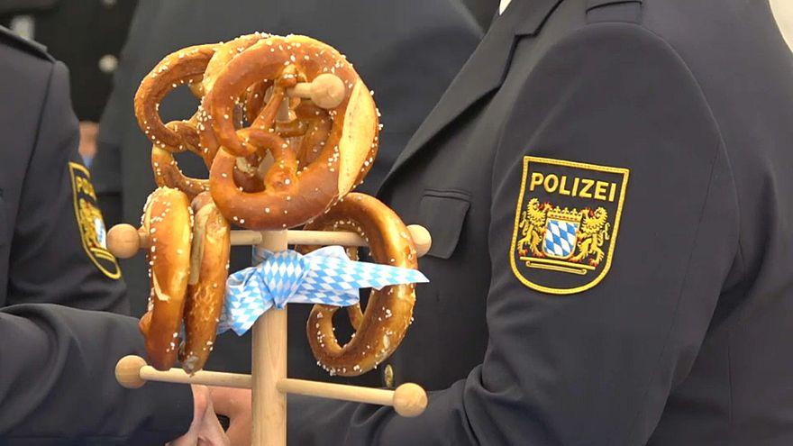 Восстановлена Баварская пограничная полиция