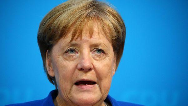 Migrants : accord entre Merkel et la CSU