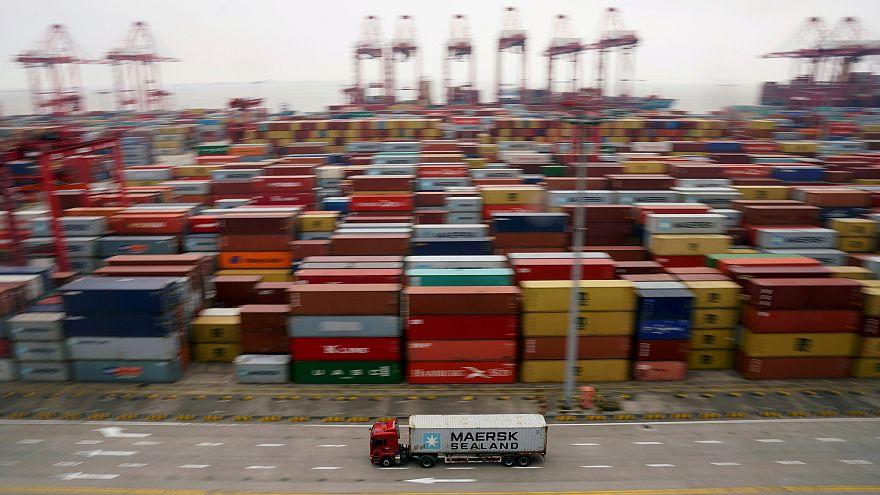 Çin'in ABD'ye olan ihracat büyümesinde sert düşüş