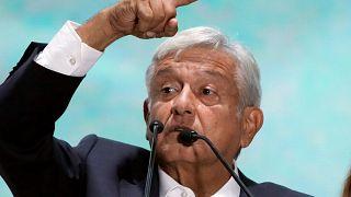 Egyesült Államok - Mexikó: Hangnemváltás