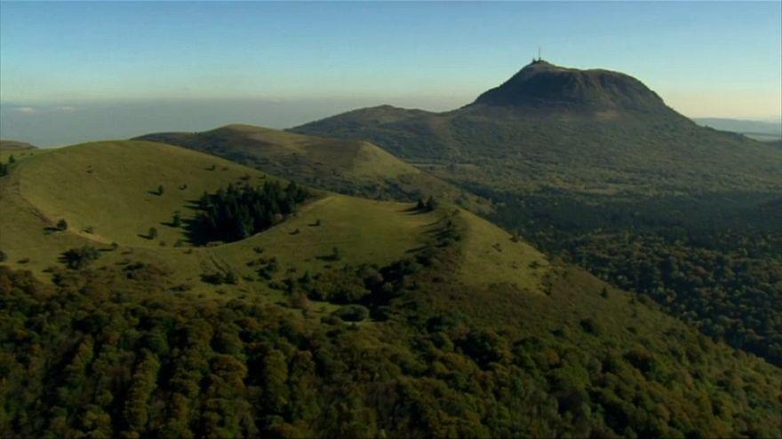 Les volcans d'Auvergne entrent au patrimoine mondial de l'UNESCO