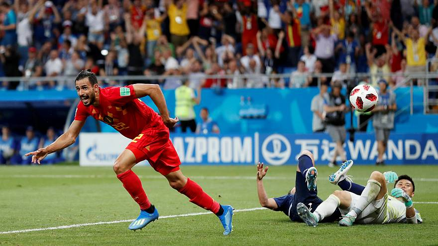 Belgium's win over Japan: A World Cup comeback not seen in almost half a century