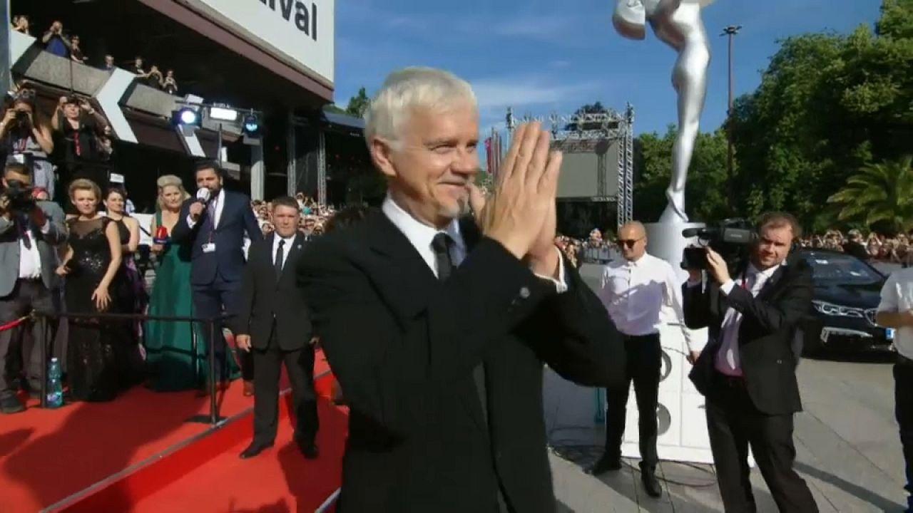 El Festival de cine de Karlovy Vary homenajea a Tim Robbins