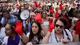 Aumentan las denuncias por violencia sexual en los Sanfermines