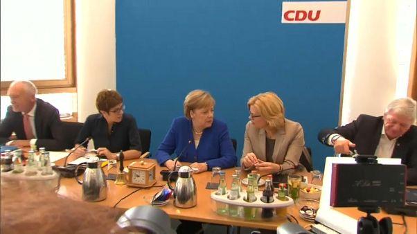 ¿Tumbarán los socialdemócratas el acuerdo sobre inmigración de Merkel?