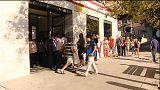 Desciende el número de desempleados en junio en España