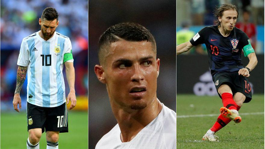 Dünya Kupası'nın penaltı kaçıran yıldızları