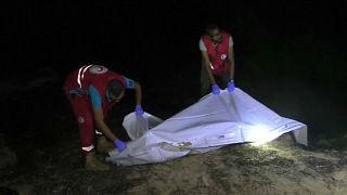 Muitas pessoas continuam a morrer no Mediterrâneo