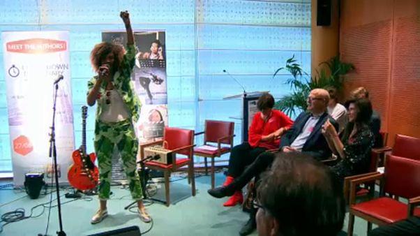 Поборники авторских прав в Европарламенте