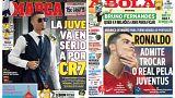 (Fanta)mercato: Cristiano Ronaldo alla Juventus?