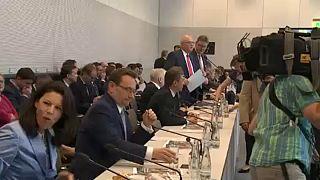 Bírálja a német ellenzék a CDU-CSU alkuját