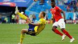 İsveç-İsviçre Dünya Kupası maçı
