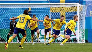 Μουντιάλ 2018: Η Σουηδία στα προημιτελικά - Νίκησε με 1-0 την Ελβετία