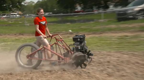 Rototiller Racing World Championships take place in Emerson, Arkansas